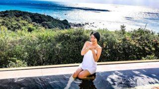 太平洋を見下す地中海風露天 和歌山すさみ温泉 ホテル ベルヴェデーレ